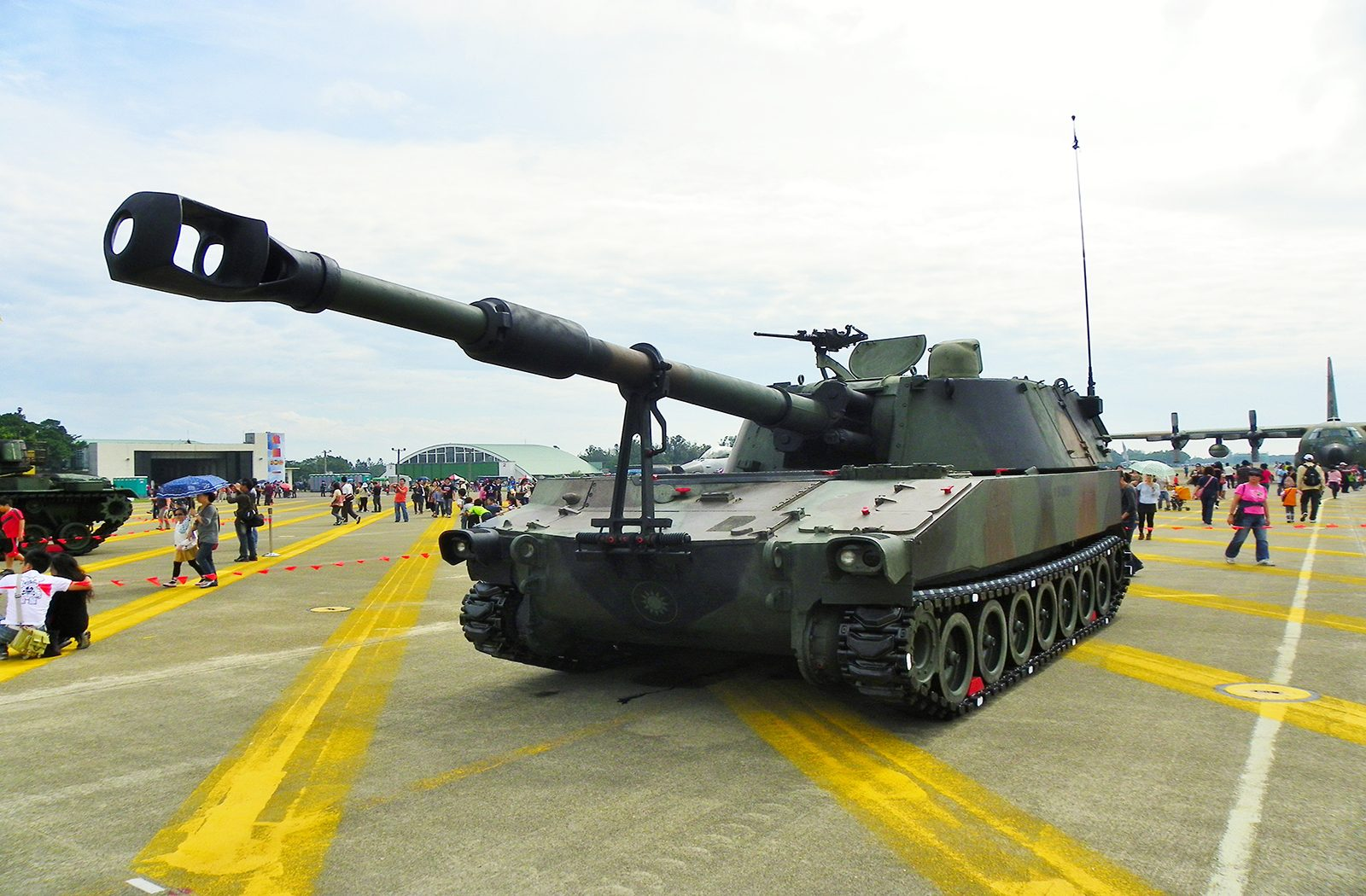 M109A2 Howitzer